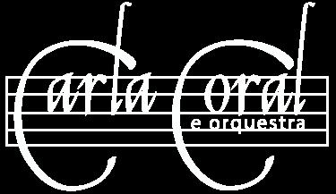 Carla Coral e Orequestra Logo
